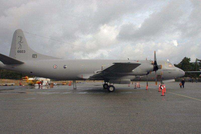 Самолет морской разведки Orion